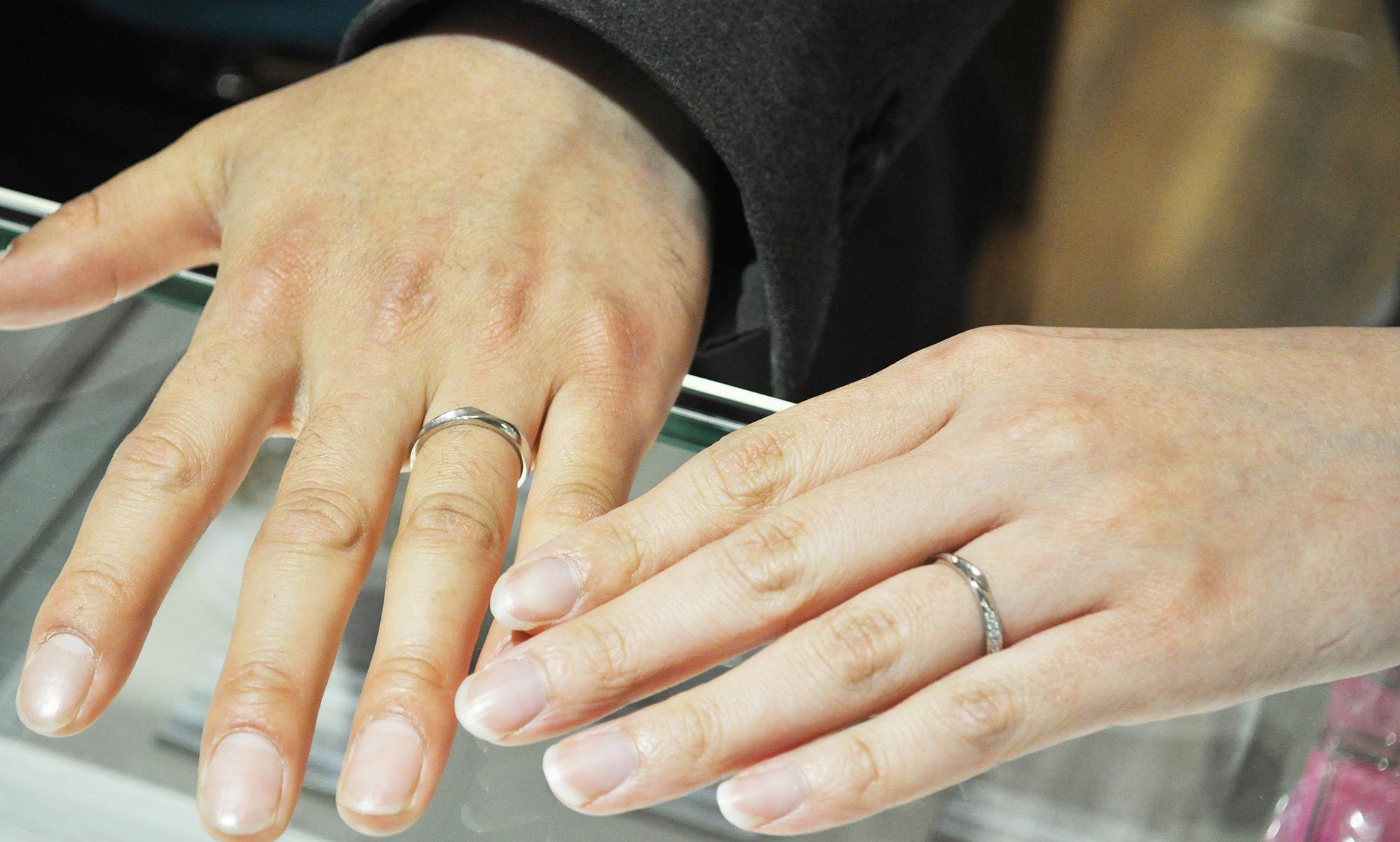 結婚指輪|金澤指輪物語