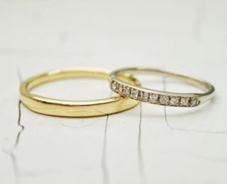 e.m.のマリッジリング、結婚指輪