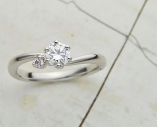 LAPAGE(ラパージュ)|結婚指輪|スリール2