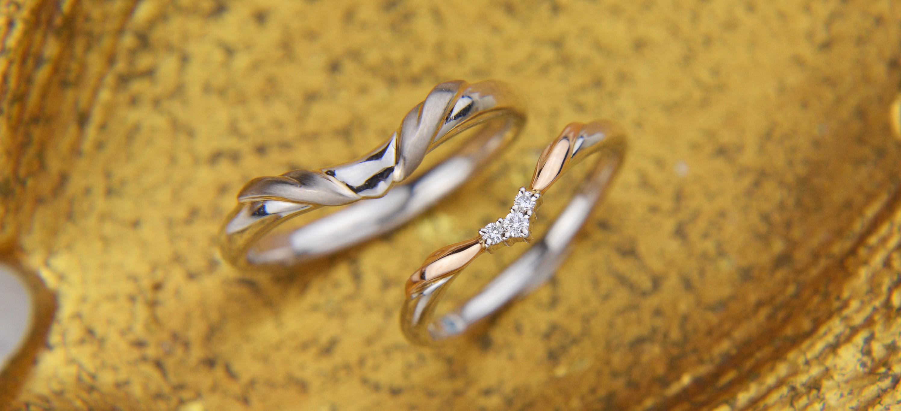LAPAGE|ラパージュ|結婚指輪|マリッジリング|ニケ