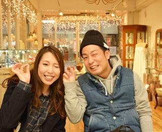 ジャンティールスタッフブログ「記念日にペアリング☆」
