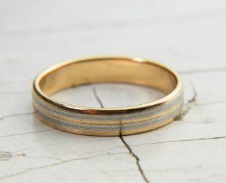 ジャンティールスタッフブログ「プラチナとゴールドの指輪のサイズ直しについて」