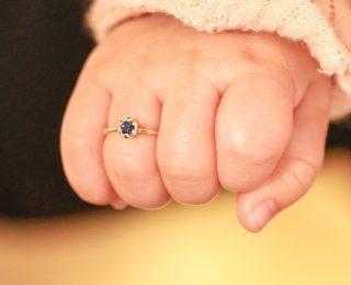 ジャンティールスタッフブログ「新しい家族の仲間入り-ベビーリング-」