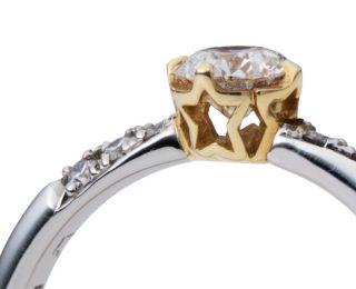ジャンティールスタッフブログ「七夕プロポーズに星の名前の婚約指輪を贈りませんか?」