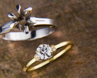 ジャンティールスタッフブログ「お母さんからもらった婚約指輪。イマドキデザインに作り変えませんか?」