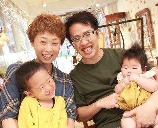 ジャンティールスタッフブログ「ベビーリングは子供への初めての贈り物。3家族のストーリー。」