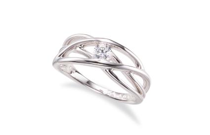 ジャンティールスタッフブログ「ダイヤモンドリングのリフォーム例 -ジュエリーお作り替え-」