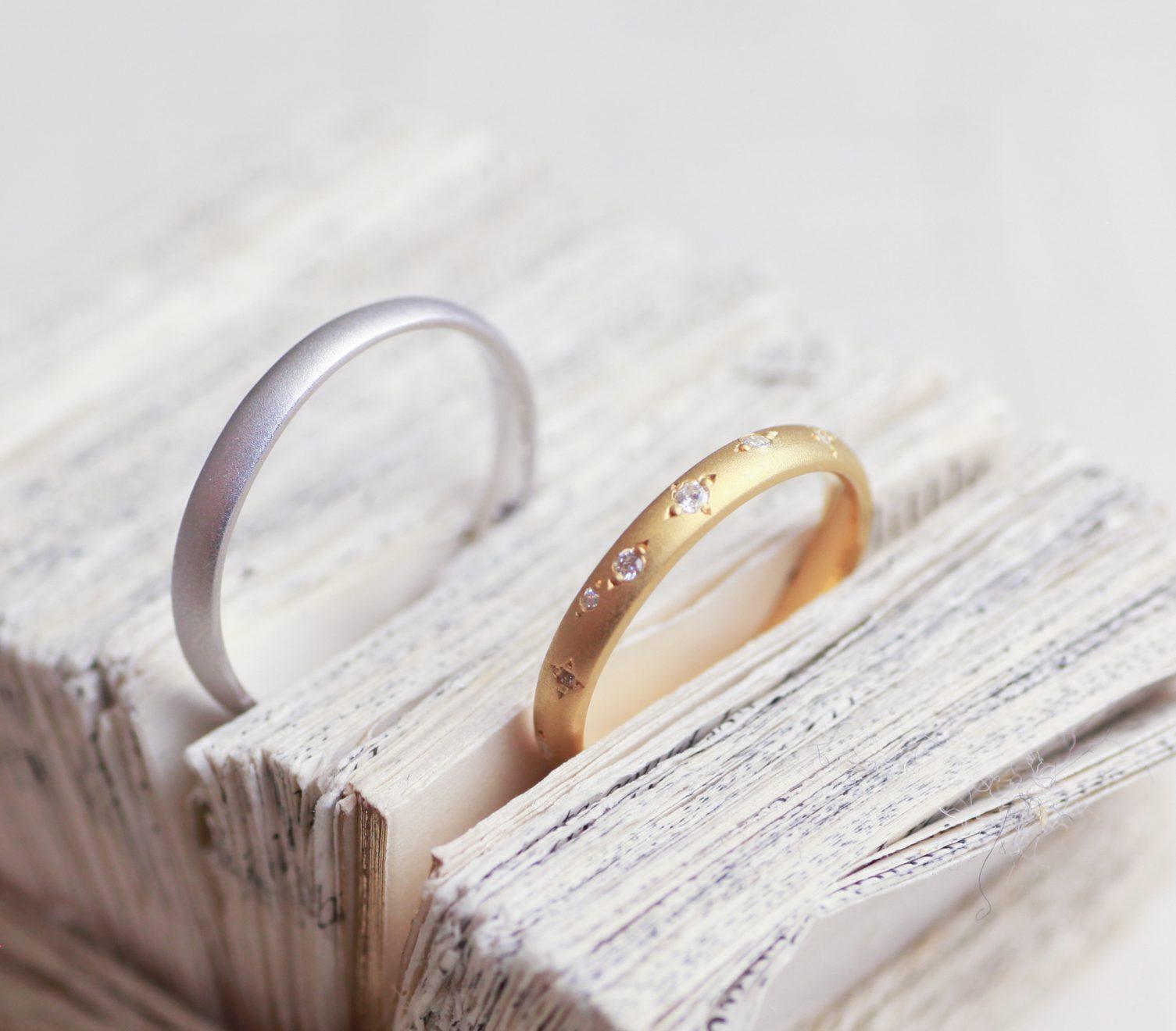 ジャンティールスタッフブログ「ずっと一緒に居たいから「君と永遠に」という名の指輪を薬指に」