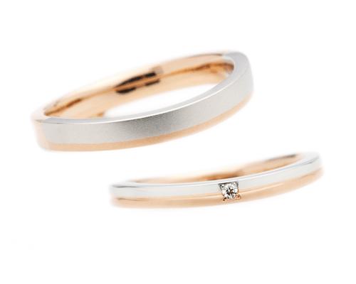 八重桜〜やえざくら〜[結婚指輪]