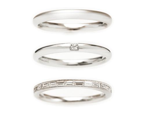 つみき[結婚指輪・婚約指輪]