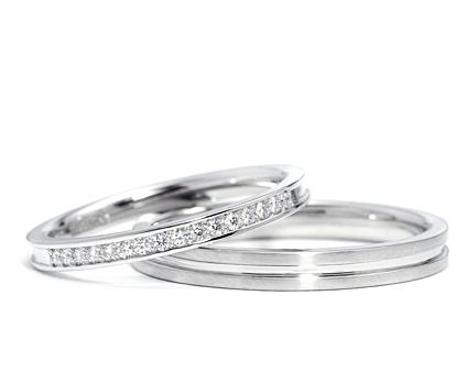 ブライダルリング:金澤指輪物語