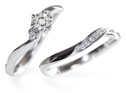 ジャンティールキタカミオリジナルブランド:金澤指輪物語 リング