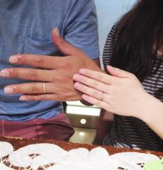 イーエムとリトルエンブレムの指輪