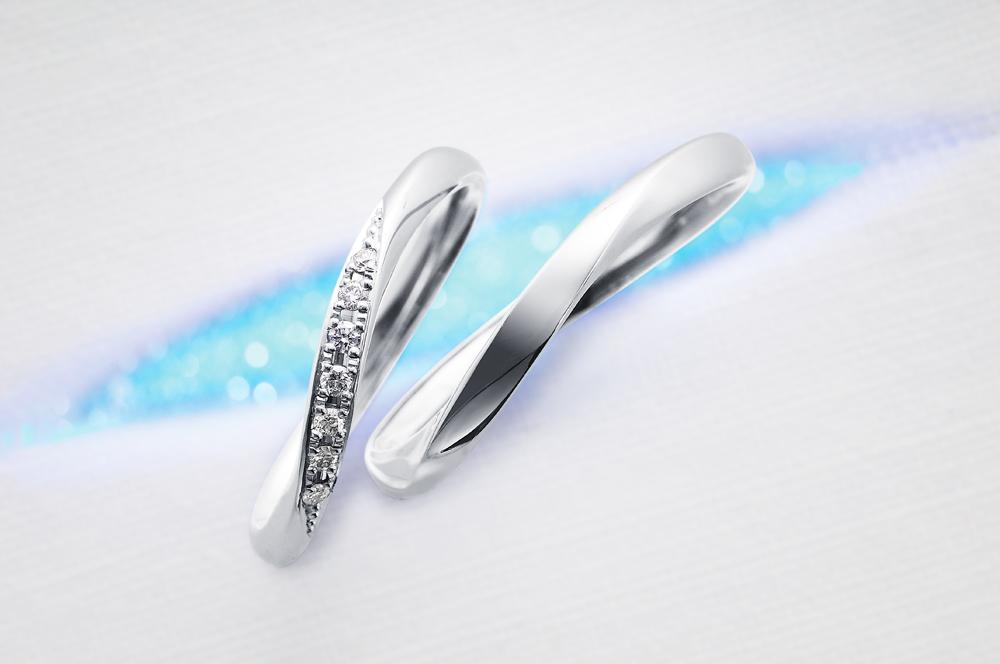 結婚指輪|星の砂「ディオーネ」