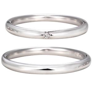 結婚指輪|星の砂「スピカ」