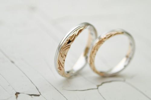LAPAGE(ラパージュ)の結婚指輪|キャナル・サン・マルタン