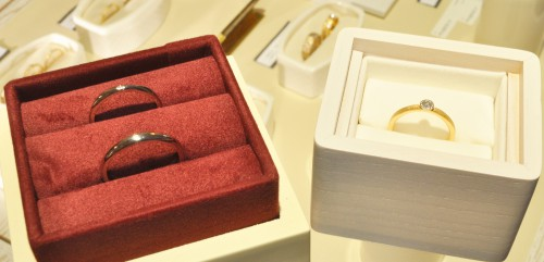結婚指輪|婚約指輪