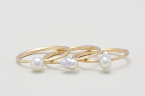 baby+akoya+pearl+K10ring+¥24,000