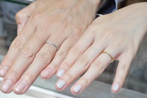 roccia(ロッチャ)|ブライダルリング|結婚指輪