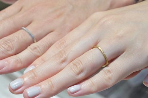 roccia(ロッチャ)|結婚指輪|ブライダルリング