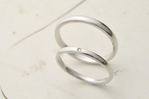 オーロラグランの結婚指輪|オデッセイ
