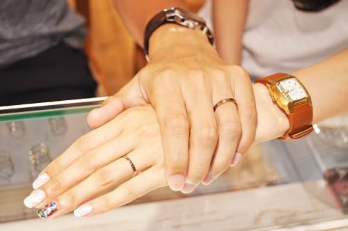 結婚指輪|e.m.