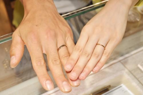 Wonder world|結婚指輪|ブライダルリング