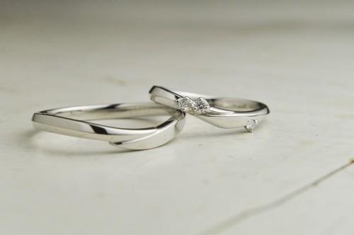 LAPAGE(ラパージュ)|結婚指輪|婚約指輪|マリッジリング|エンゲージリング|トレフル