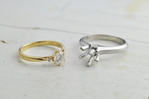 婚約指輪|リフォーム|エンゲージリング