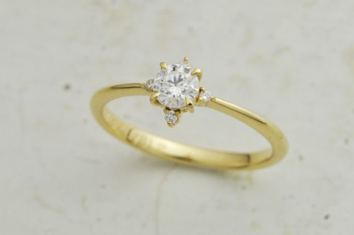 LAPAGE(ラパージュ)|結婚指輪|婚約指輪|マリッジリング|エンゲージリング|南十字星