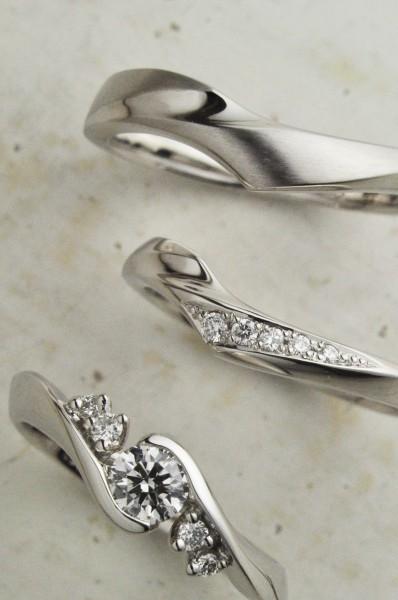 LAPAGE(ラパージュ)|結婚指輪|婚約指輪|ブライダルリング|クレマチス