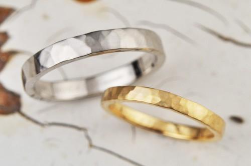 オーロラグラン|結婚指輪|マリッジリング