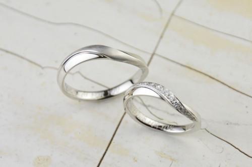 LAPAGE(ラパージュ)|ジャスミン|結婚指輪|マリッジリング