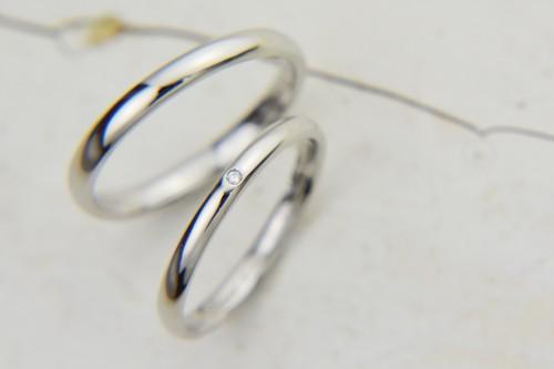 オーロラグラン|オデッセイ|結婚指輪|マリッジリング