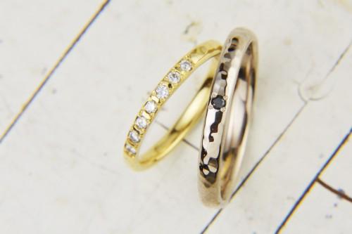 オーダーメイド|結婚指輪|マリッジリング|ブライダルリング