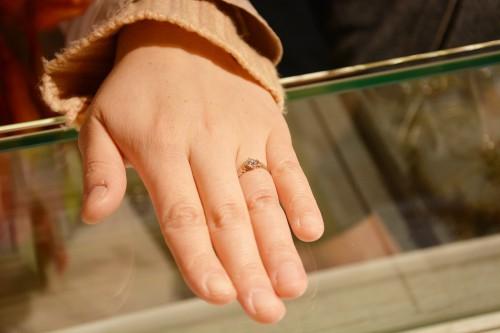 LAPAGE(ラパージュ)|婚約指輪|エンゲージリング|ポン・ヌフ