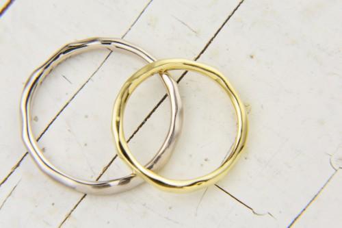 結婚指輪|マリッジリング|金沢