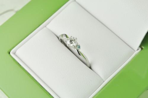 LAPAGE(ラパージュ)|シロツメクサ|婚約指輪