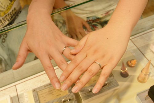 結婚指輪|マリッジリング|アドゥー