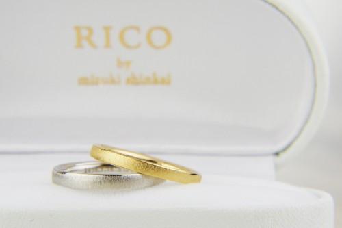結婚指輪|RICO by mizuki shinkai
