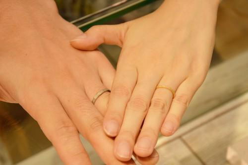 マリッジリング|幸せカップル