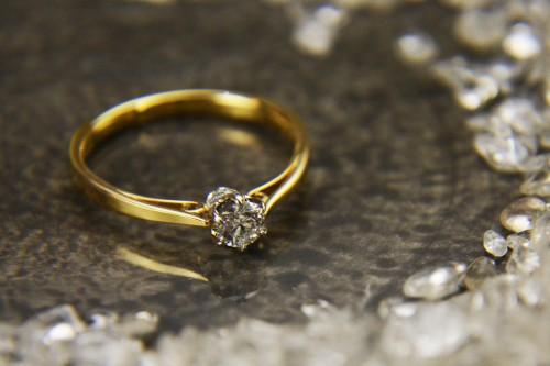 結婚指輪|ラパージュ|ポンドゥシュリー