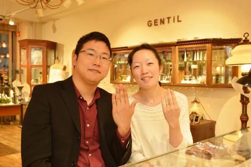 結婚指輪|マリッジリング|ラパージュ