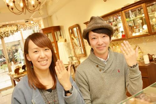 金沢の結婚指輪