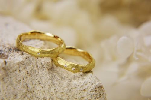 roccia(ロッチャ)|結婚指輪