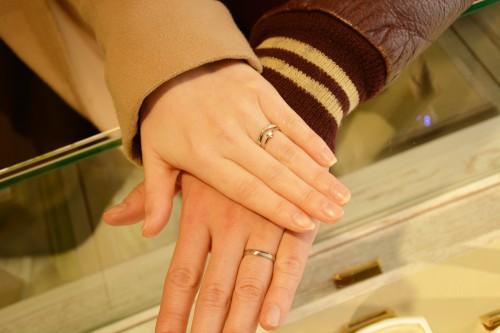 LAPAGE(ラパージュ)|結婚指輪|ジャスミン