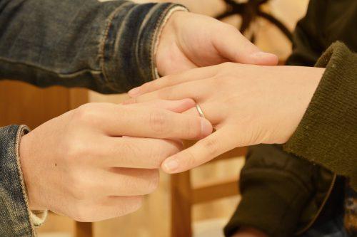 結婚指輪|オーロラグラン