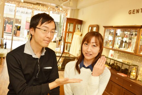 金沢 結婚指輪