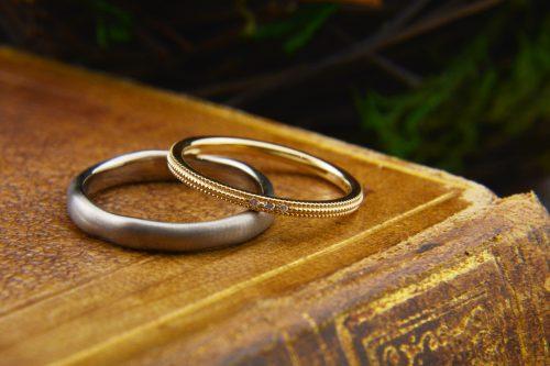 マリッジリング|結婚指輪