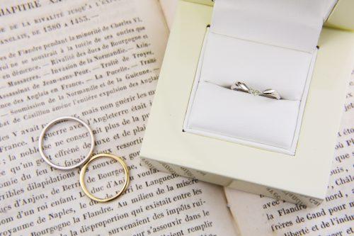 幸せカップル|結婚指輪|婚約指輪